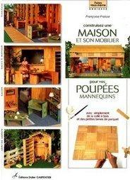 Ebooks: Construisez une maison et son mobilier pour poupées | Mobilier miniature | Scoop.it
