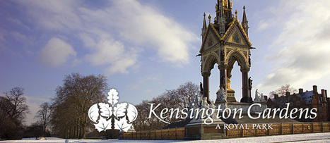 The Royal Parks - Kensington Gardens | The Royal Parks of London | Scoop.it
