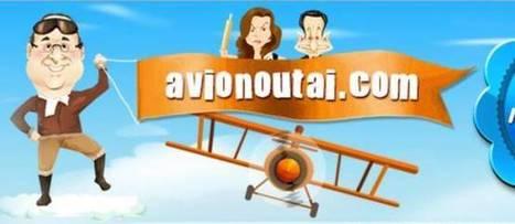 Avionoutai, le jeu qui ridiculise François Hollande | Humour 2.0 | Scoop.it