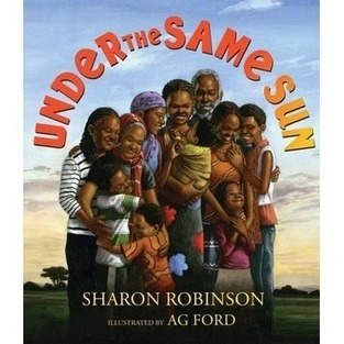 Under the Same Sun | Picture books dealing with multiculturalism & emotional issues | Scoop.it