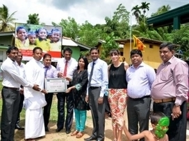 First green pre-school in Sri Lanka constructed by Holcim Lanka | Asbestos | Scoop.it