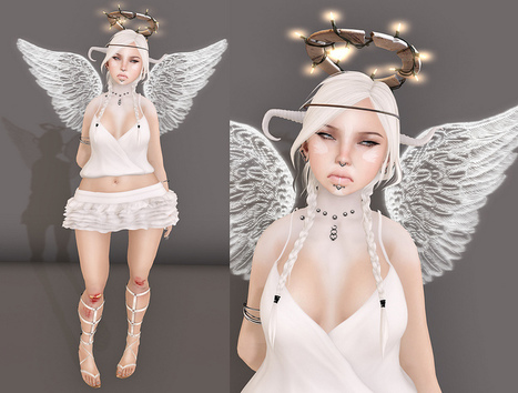 Forever my wonder | Second Life Fashion | Scoop.it