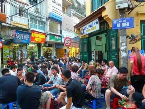 The summer refreshment in Ta Hien's beer street   Xin Chao Vietnam   Expat Life in Hanoi   Scoop.it