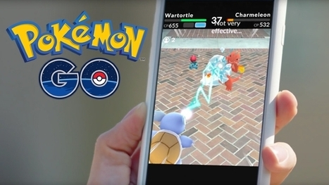 18 Completely Inappropriate Places to Play Pokemon Go | Informatics Technology in Education | Scoop.it