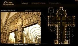 Catedral de Santiago de Compostela | Las huellas del Arte | Scoop.it