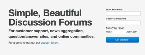 Create a Forum | Interactive Teaching and Learning | Scoop.it