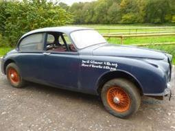Project of the week: Will you be sitting pretty in Pink Floyd's Jaguar? - Classic Cars for Sale   Jaguar Mk2 - Space, Grace, and Pace!   Scoop.it
