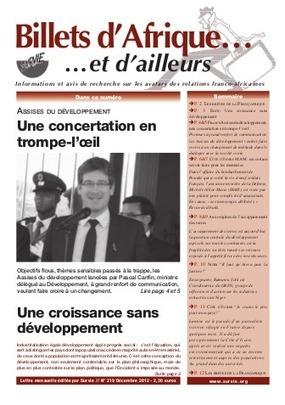 """Côte d'Ivoire """"Je crains le pire pour mon pays""""   Autres Vérités   Scoop.it"""