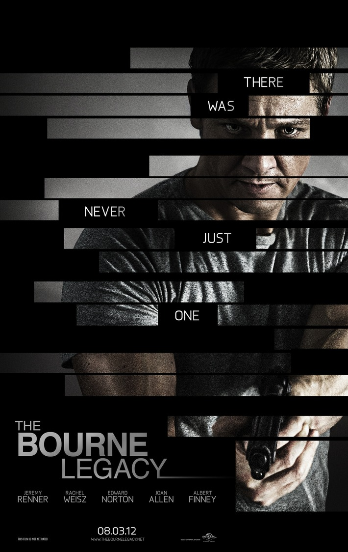 First Official Trailer and Poster for 'The Bourne Legacy' Are Both Sufficiently Bourney - iamROGUE.com | Machinimania | Scoop.it