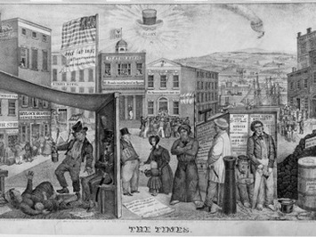 The Financial Crisis of 1837 - Reason (blog) | money money money | Scoop.it