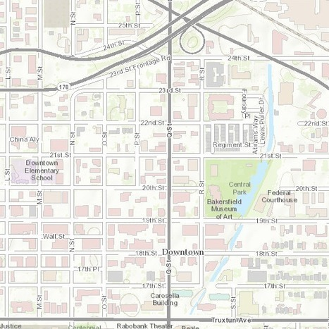 ArcGIS Online World Topographic Map final updates for 2012 | Geotecnologia | Scoop.it