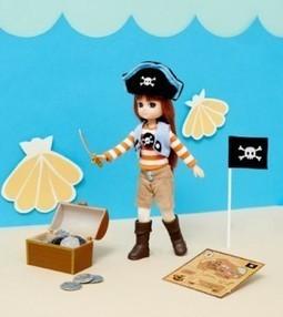Win a brand new Pirate Queen Lottie doll - Irish Post   Lottie dolls   Scoop.it