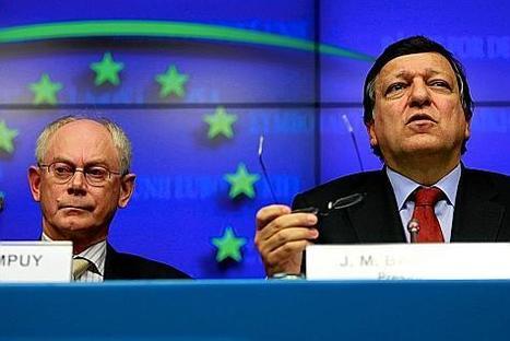 Barroso et Van Rompuy comprennent les indignés #marchabruselas #walktobrussels | The Marches to Brussels | Scoop.it