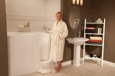 Best Walk In Tub Selections, Senior Safe Tubs, Tub with a door | Kitchen Bath Store | Scoop.it