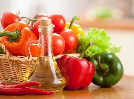 The Mediterranean diet reduces mortality | Photorecipestepbystep.com | Mediterranean diet | Scoop.it