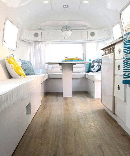 Airstream design - evolve design build | interior design | Scoop.it