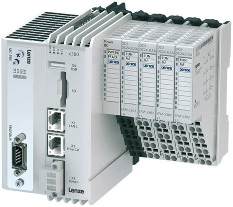 Lenze Controller 3200 C | Motors and Drives News and Reviews | Scoop.it