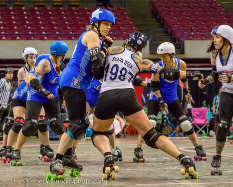 Sports pay-per-view streaming WFTDA | #OTT delights: news & best practices | Scoop.it
