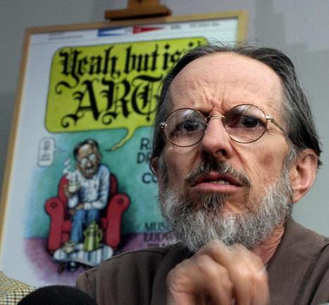Legendary Cartoonist Robert Crumb on the Massacre in Paris | Global politics | Scoop.it