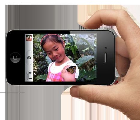 11 Great iOS 5 Camera And Photo Editing Enhancements For iPhone Photographers | WebTabLab.com | Arts Independent | Scoop.it