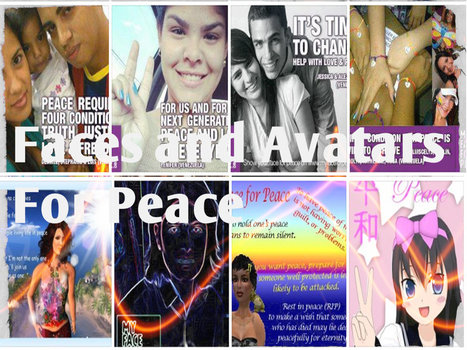 Avatars for Peace: An EFL Language Project in Virtual worlds | Mundos Virtuales, Educacion Conectada y Aprendizaje de Lenguas | Scoop.it