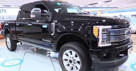2017 Ford F250 Specs, Price, Release Date | carsgizmo | Scoop.it