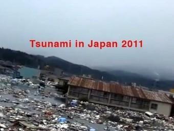 New shocking footage of Japan's 2011 mega-tsunami : TreeHugger   Structural Geology   Scoop.it