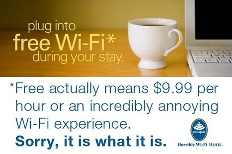 5 Ways To Improve Guest Satisfaction By Taking Control Of Your Hotel WiFi With SLICE   GG Group IT Solutions   Scoop.it