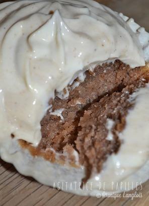 Agitatrice de Papilles: Cupcake moelleux à la châtaigne | Cupcakes en France | Scoop.it