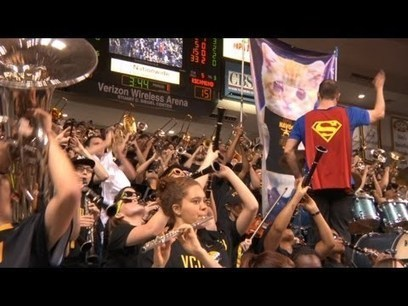 Behind the Scenes with the VCU Peppas - YouTube | Wandering Salsero | Scoop.it