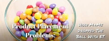 M&Ms Product Placement Mistake | Building Brand Awareness in Film | Brand Advertising | Scoop.it