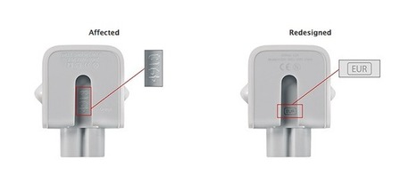"Apple Recalls Two-Prong Plugs Over ""Very Rare"" Shock Risk 