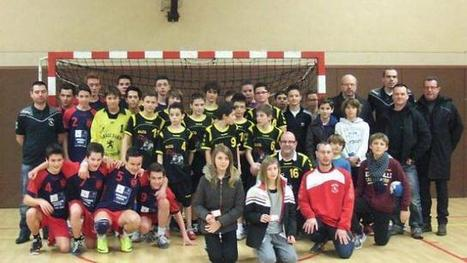 Handball : la 140e licenciée inscrite au club | La Haye Fouassière | Scoop.it