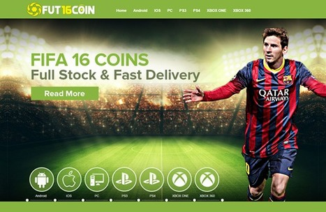 Buy FIFA Coins, FIFA 16 Coins on FUT16COIN.com | Ger Free FIFA 16 Coins From FUT16COIN.com | Scoop.it