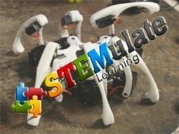 STEMulate Learning using personalized robots! | #SciFund | Scoop.it