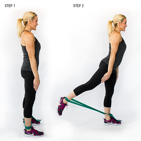 11 Best Moves for A Toned, Tight Tush | Fitness | Scoop.it