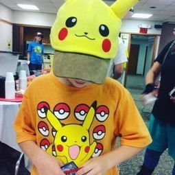 This is What Happened When We Held a Pokemon Go Program at the Library — @TLT16 Teen Librarian Toolbox | 21st Century School Libraries | Scoop.it