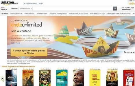 Olhar Digital: Amazon lança aluguel de e-books no Brasil   BINÓCULO CULTURAL   Monitor de informação para empreendedorismo cultural e criativo    Scoop.it