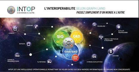 Intéropérabilité CAO-SIG: IntOp pour les collectivités | Graph Land | AutoCAD | Scoop.it