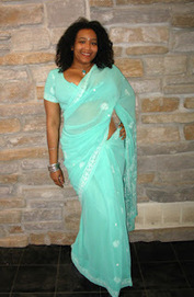 Profoundly Moved: Candice's Artistic Journey: Discovering the Sari | Mixed American Life | Scoop.it