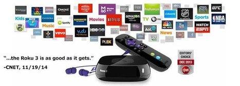 My Associates Store - Roku 3 Streaming Media Player | Best Buy | Scoop.it