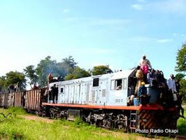 Une mission d'enquête parlementaire sur le déraillement du train à Kamina | CONGOPOSITIF | Scoop.it