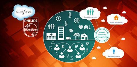 Salesforce Cloud Takes on Patient Relationship Management | Cloud Central | Scoop.it