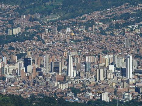 Medellín, una de las ciudades más innovadoras del mundo | Emprendimiento y competitividad territorial | Scoop.it