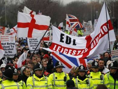Far-right Lone-wolves Threaten UK - Onislam.net | The Indigenous Uprising of the British Isles | Scoop.it
