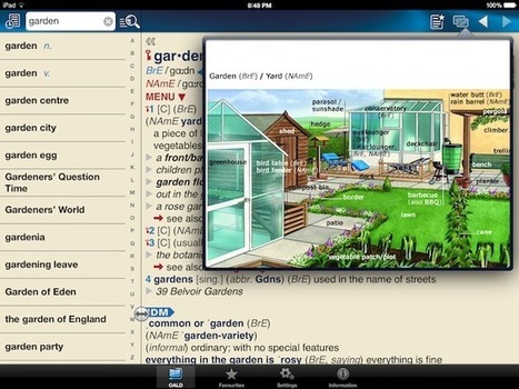 Oxford Advanced Learner's Dictionary – An App that Worked for Me | Tech n Tech | Scoop.it