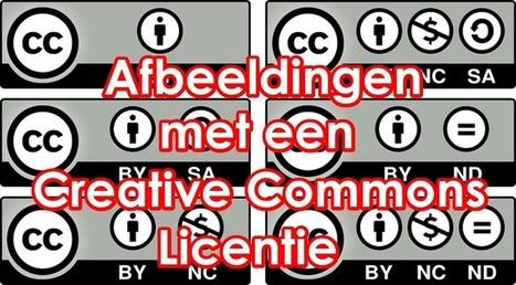 Edu-Curator: 4 Websites met afbeeldingen die een Creative Commons Licentie hebben | Auteursrecht en Creative Commons | Scoop.it