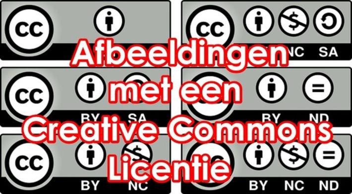 Edu-Curator: 4 Websites met afbeeldingen die een Creative Commons Licentie hebben | Educatief Internet - Gespot op 't Web | Scoop.it