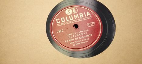 La Biblioteca Nacional suena a flamenco de pizarra | Documentación musical | Scoop.it