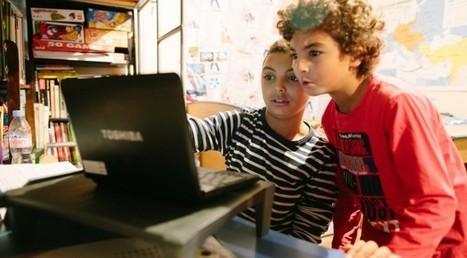 Les enfants du numérique à la recherche d'informations | Mondes Sociaux | Ecosystème numérique Trucs et astuces | Scoop.it